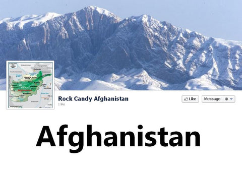 Country Deed for Afghanistan