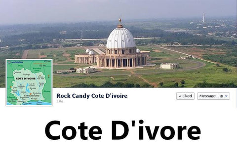 Country Deed for Cote D'ivore