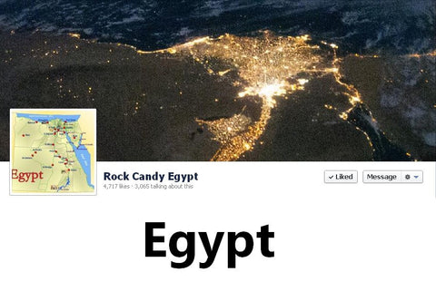 Country Deed for Egypt