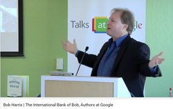 "Bob Harris: Kiva Celebrator and Author of ""The International Bank of Bob"""