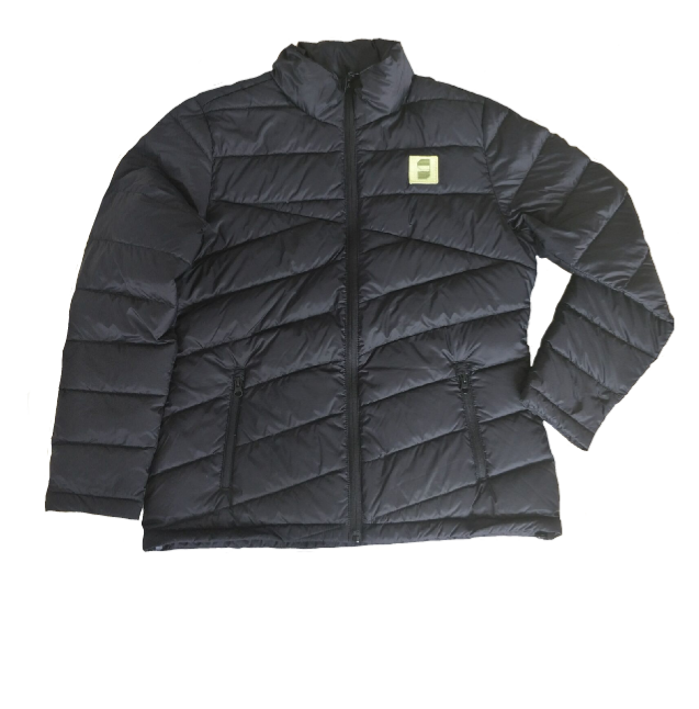 W...Gaviota Puffed Wave Jackets