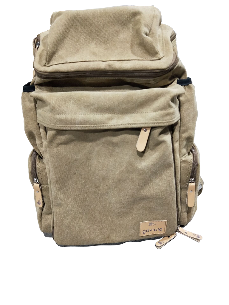 25L Canvas Backpack