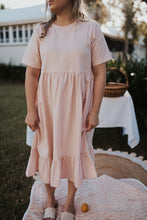 Eden Midi Dress / Blush