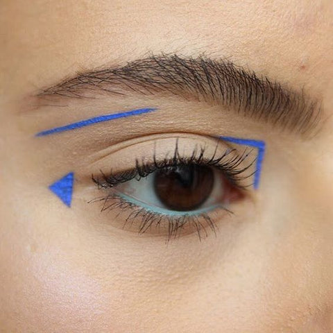 bali lash eyeliner trends adhesive colorful liquid eyeliner
