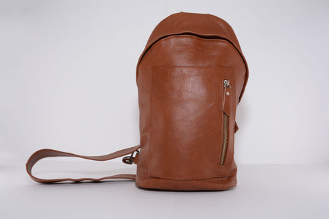 Leather Travel Bag (Unisex)