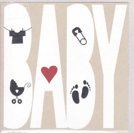 BABY GIFT CARD A074