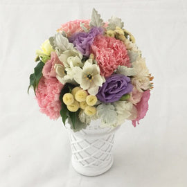 BLOSSOM ICECREAM PLANTER