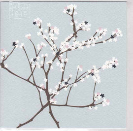 BLUE BLOSSOM GIFT CARD A030