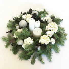 CHRISTMAS TABLE PIECE
