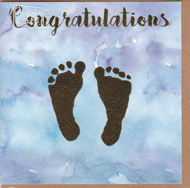 CONGRATULATIONS BOY  GIFT CARD D25