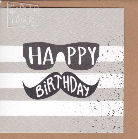 HAPPY BIRTHDAY GIFT CARD T014