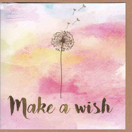MAKE A WISH GIFT CARD D12