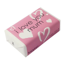 I LOVE YOU MUM SOAP
