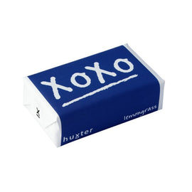 BLUE XOXO SOAP