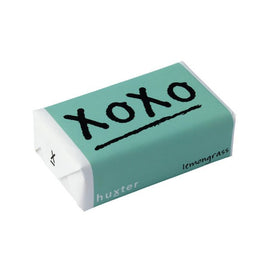TEAL XOXO SOAP