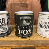 DR SALTY SILVER FOX CANDLE