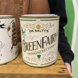 DR SALTY GREEN FAIRY CANDLE