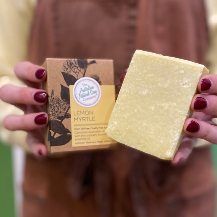 ANSC - LEMON MYRTLE SOAP