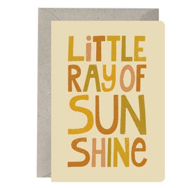 RAY OF SUNSHINE GIFT CARD