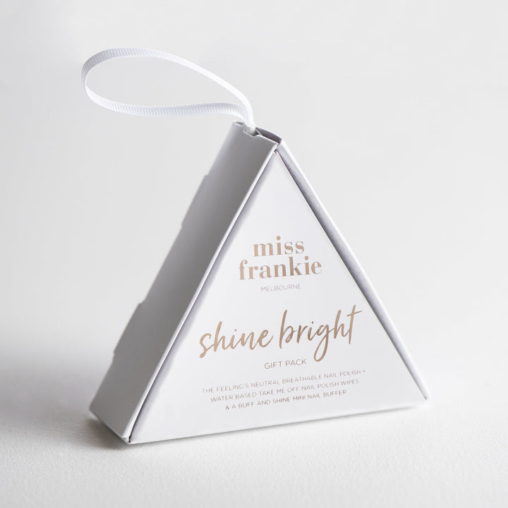 MISS FRANKIE -SHINE BRIGHT GIFT PACK