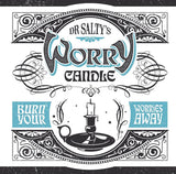 DR SALTY WORRY CANDLE