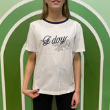 "RYDER LABEL ""G'DAY"" TEE"
