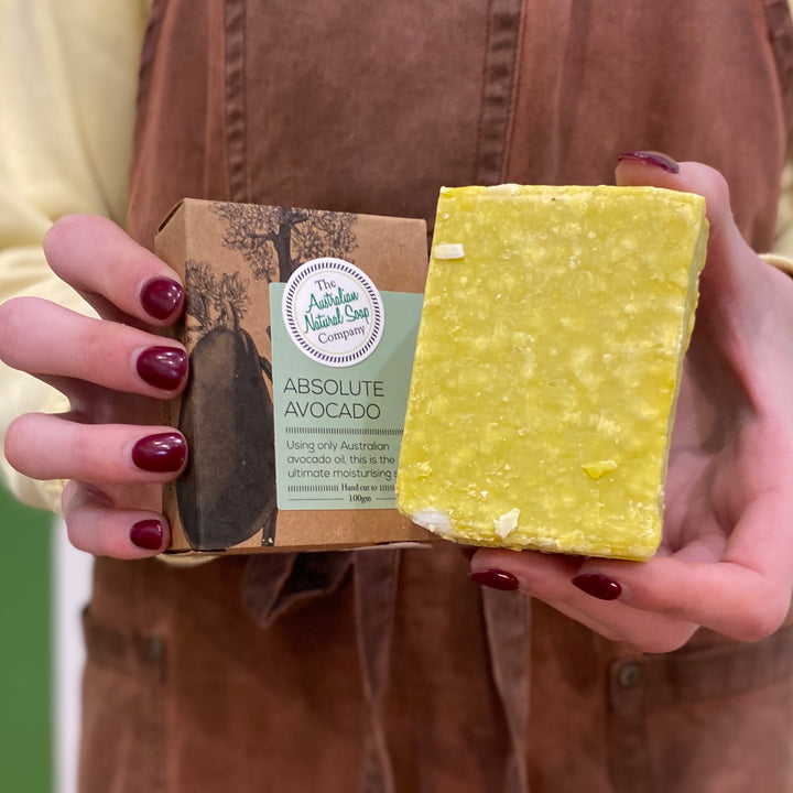 ANSC - ABSOLUTE AVOCADO SOAP