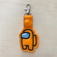 Among Us Key Ring