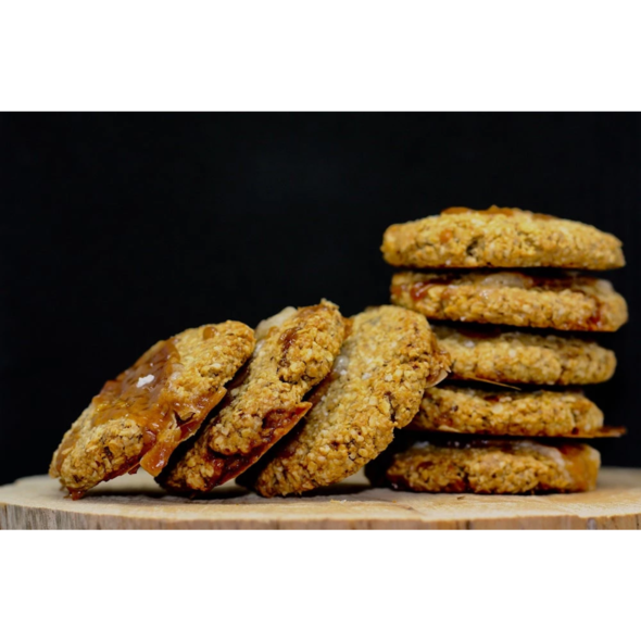 Lactation Cookies - Salted Caramel (9pack)