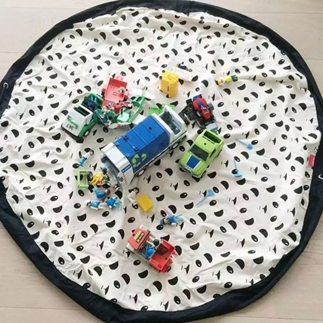 PLAY&GO MAT - PANDA FACE