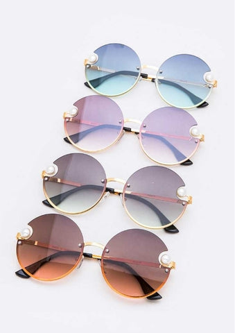 Palynn Ombre Sunglasses