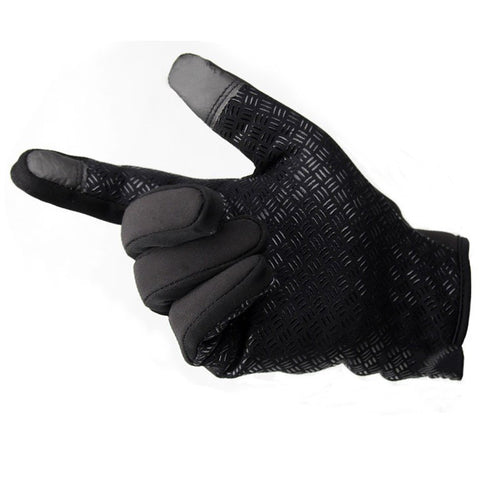 Unisex Ski Snowboard Touch Screen Gloves