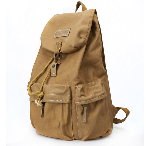 F5 Canvas Camera Backpack