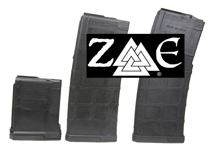 ZE AR15 30 Rounds magazines coming soon!