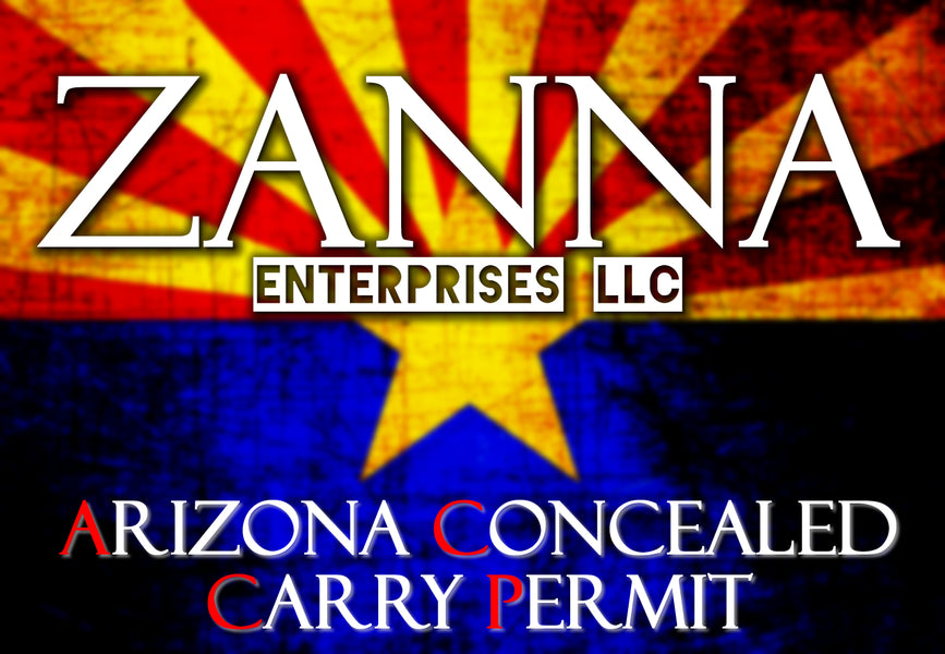 Why should You get a CCW permit in Arizona?