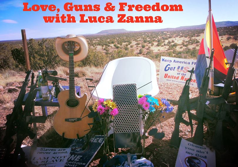 July 30th 2017 Love, Guns & Freedom Radio Show, second hour all about Guns!