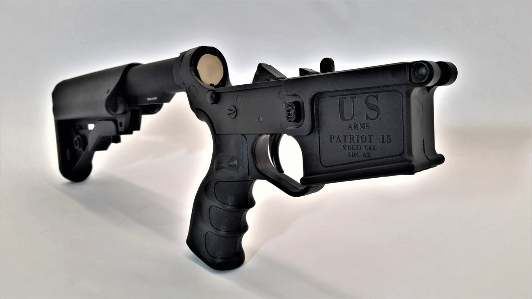 U.S. Arms Skadi® complete AR-15 lower FREE SHIPPING