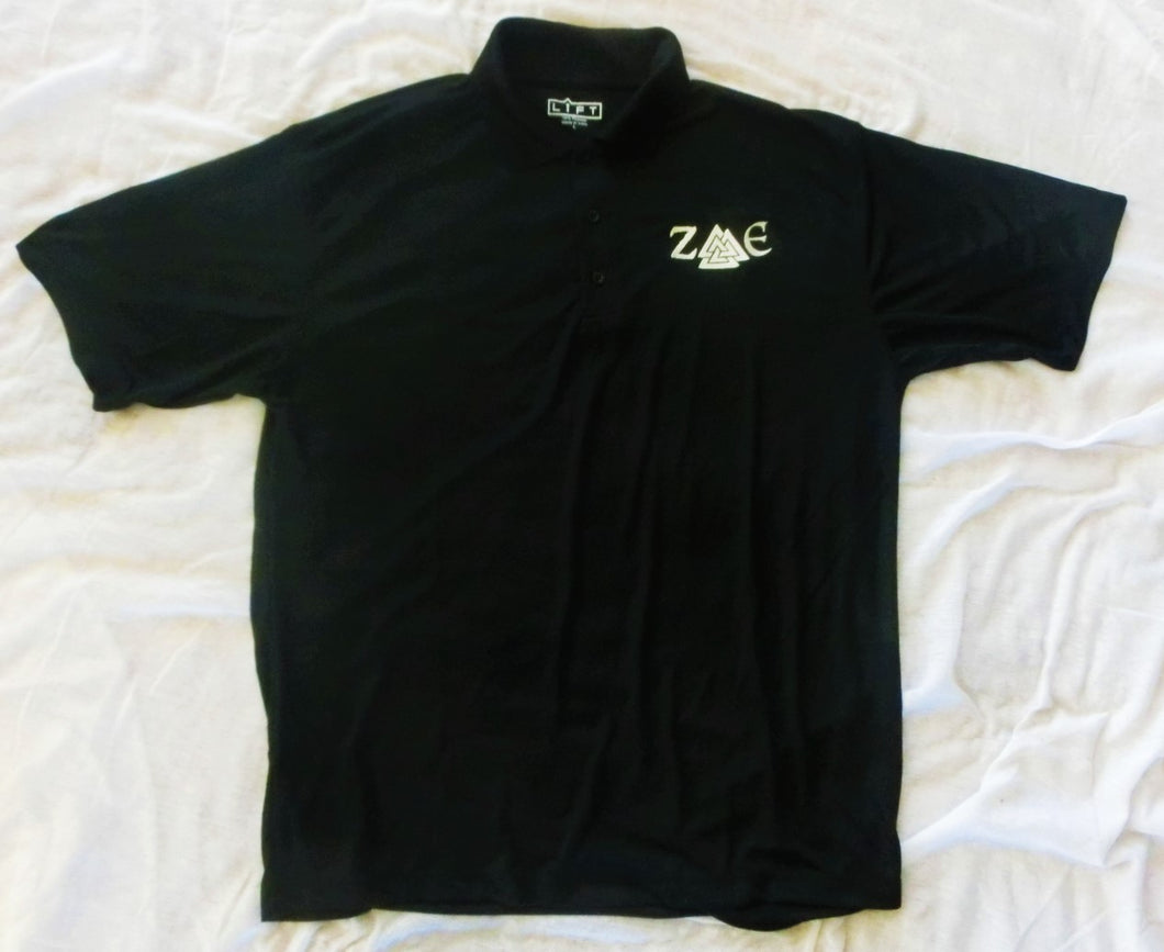 Valhalla Polo Shirt by ZE