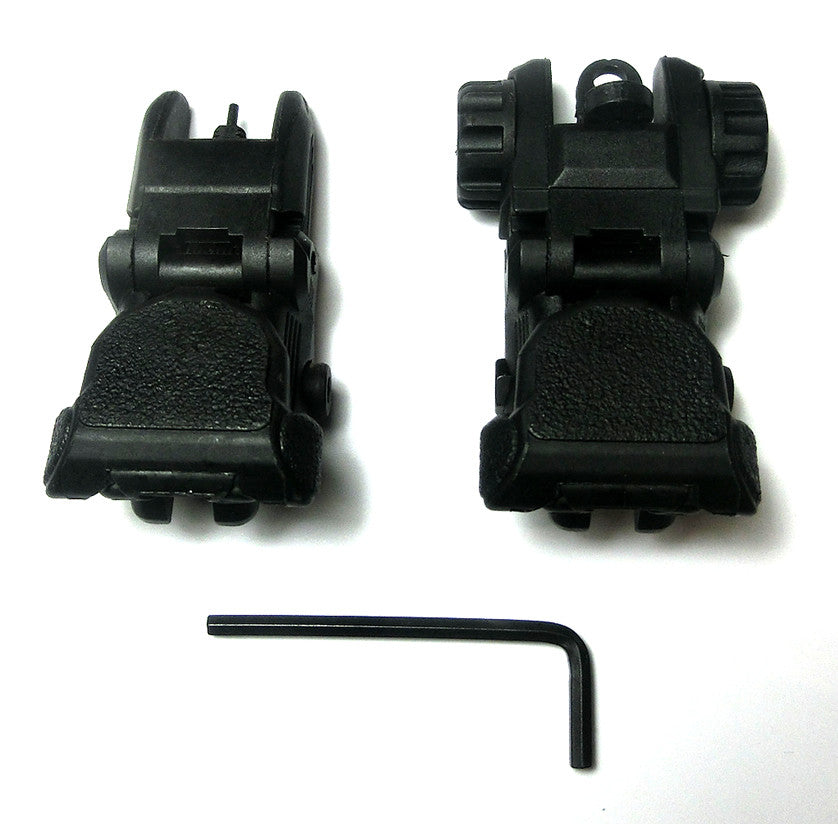 Flip Sights set made in the USA