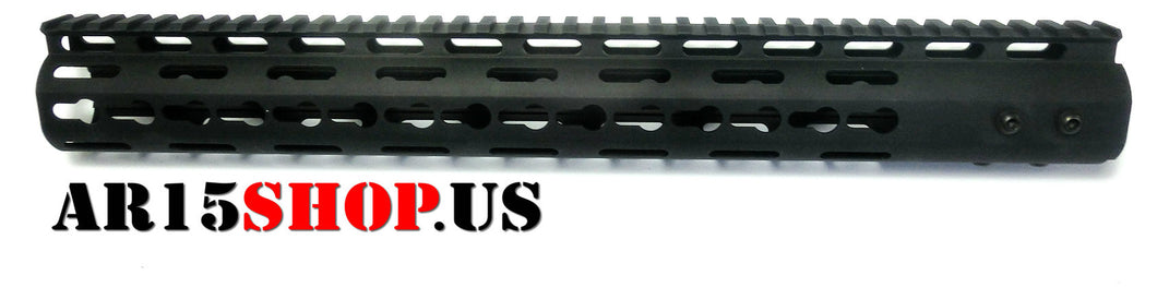 15 Inches Keymod AR15 Aluminum Rail Made in the USA