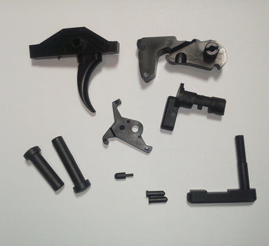 Plumcrazy Polymer Trigger Group Lifetime Warranty