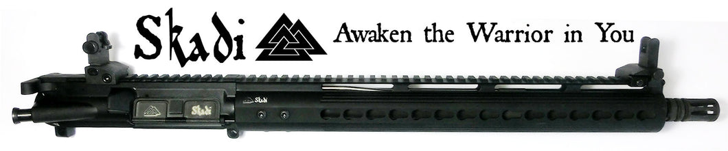 Skadi AR15 Complete Upper 223 Wylde + FREE Sights + Free Shipping
