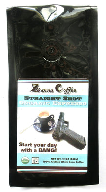 Straight Shot Espresso - Start your day with a Bang