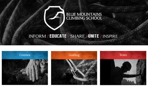 Blue Mountains Climbing School