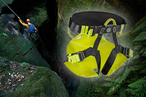 Edelrid Irupu canyoning Harness - Adrian