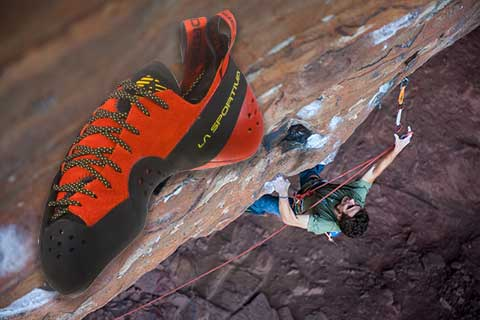 The New La Sportiva Testarossa - Matt