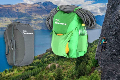DMM Flight 45 Crag Bag- Sam