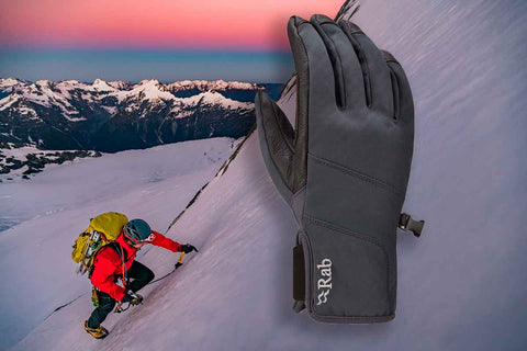 Rab UK Alpine Gloves - Matt