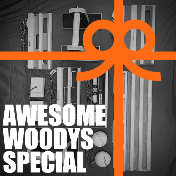 Mountain Equipment gifts from Awesome Woodys