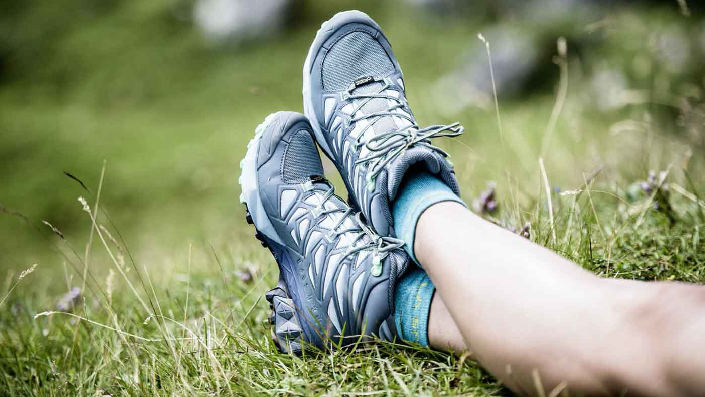 hiking and trail running foot care guide image 2